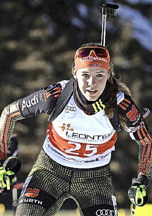 beginn biathlon saison