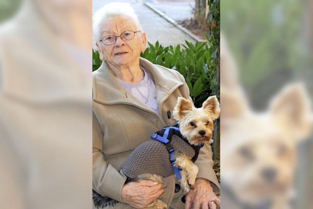 Margarete Ade ist 80 Jahre