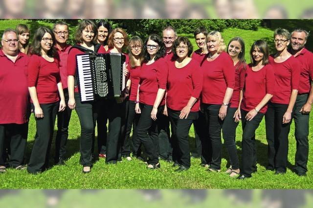 Akordeon-Orchester spielt Klassik in der Ev. Kirche in Heitersheim