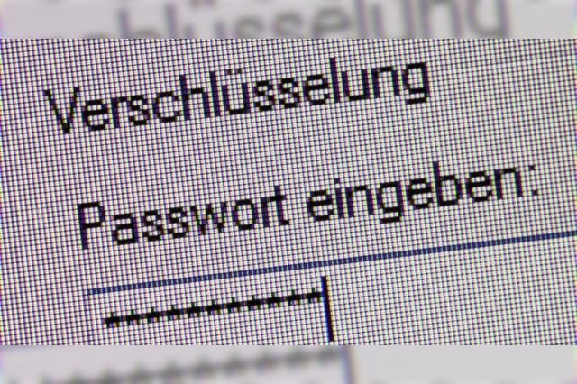 Der Schutz der Daten fängt auf dem eigenen Rechner an
