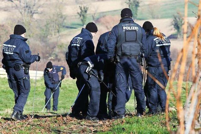 Polizei dankt den Endingern für ihre Unterstützung