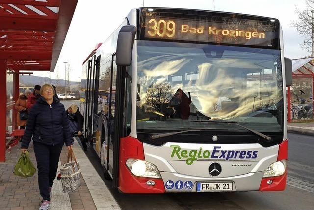 Neue Buslinie fährt auf Erfolgsspur