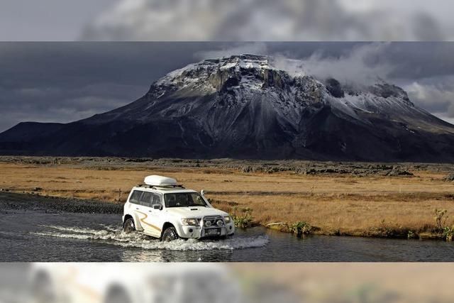 Im Norden Islands spuken dreizehn launische Trolle durch den Advent