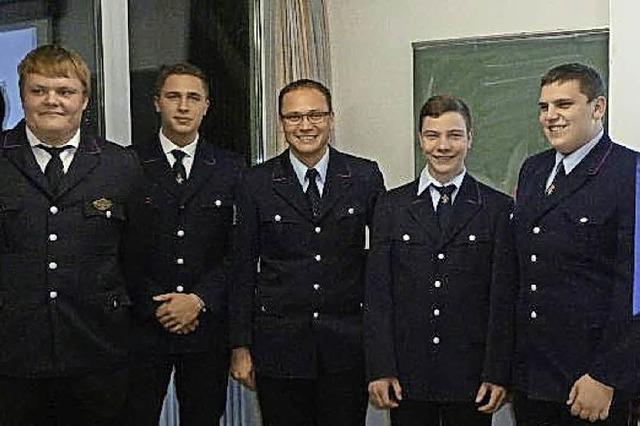 2016 war für Feuerwehr ein