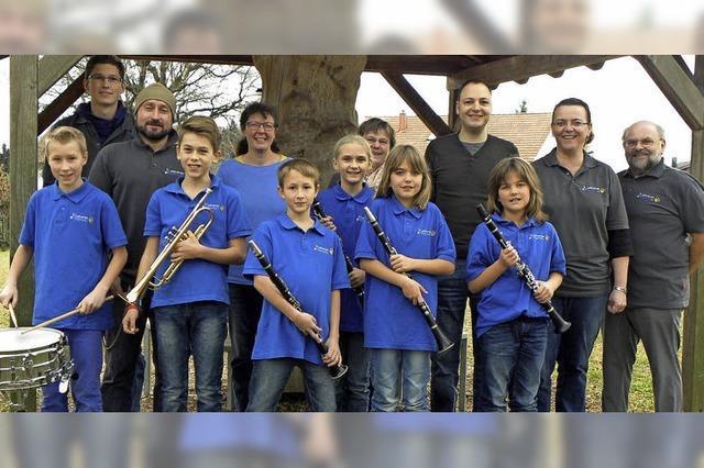 Jungmusiker mit überdurchschnittlichen Ergebnissen