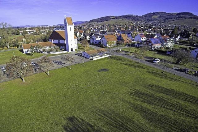 Bauverein Breisgau bebaut rund zwei Drittel des Geländes