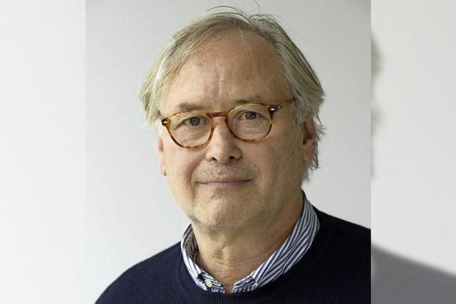 Bernd Steinhoff hat 31 Jahre lang das Seniorenstudium an der PH geleitet