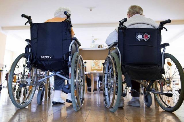 Behindertenbeirat diskutiert über Befürchtungen zur Pflegereform