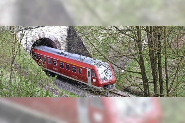 Erörterungstermin zum Ausbau der Höllentalbahn Ost