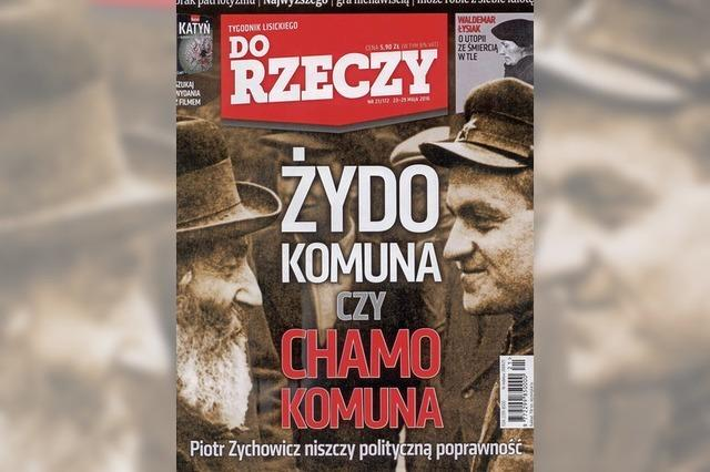 Nationalpolitische Partei in Polen will Institutsleiter im Ausland entlassen