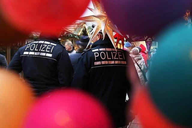Zwölfjähriger plante Anschläge auf Weihnachtsmarkt in Ludwigshafen