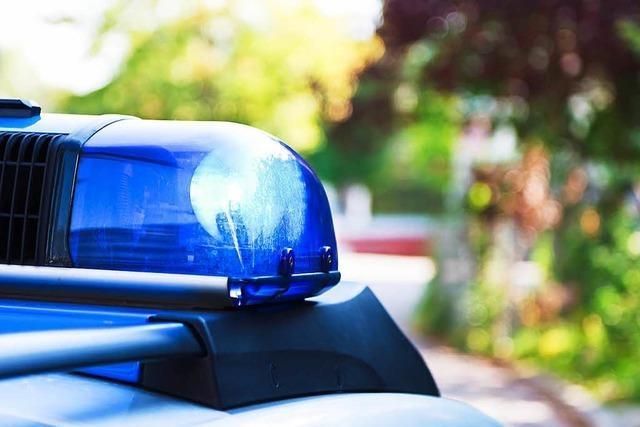 Gewalttätiger Ladendieb verletzt Angestellte