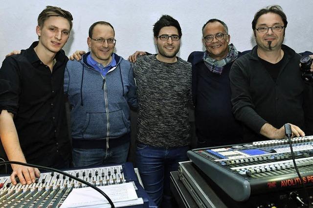 Rockwerkstatt bietet Bühne für Musiktalente