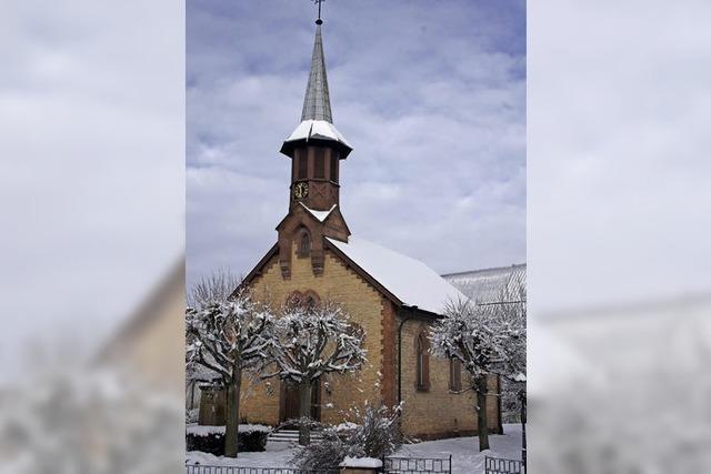 Adventsfeier des Gesangverein in Niederweiler