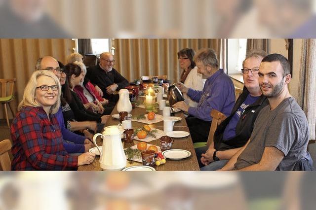 Bei Christstollen Traditionen erleben