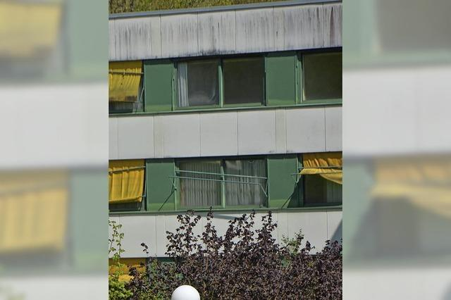 Schwesternwohnheim nicht zu retten
