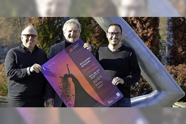 Mit Rossini, Verdi und Strauß ins neu Jahr
