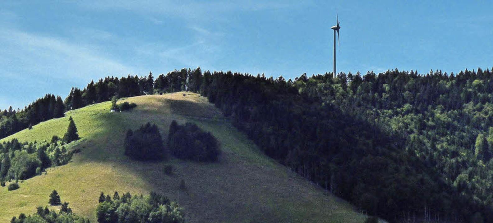 Das Ittenschwander Horn soll als Windenergie-Standort gestrichen werden.   | Foto: Dirk Sattelberger