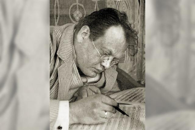 Susanne Popp hat eine Biografie des Komponisten Max Reger geschrieben