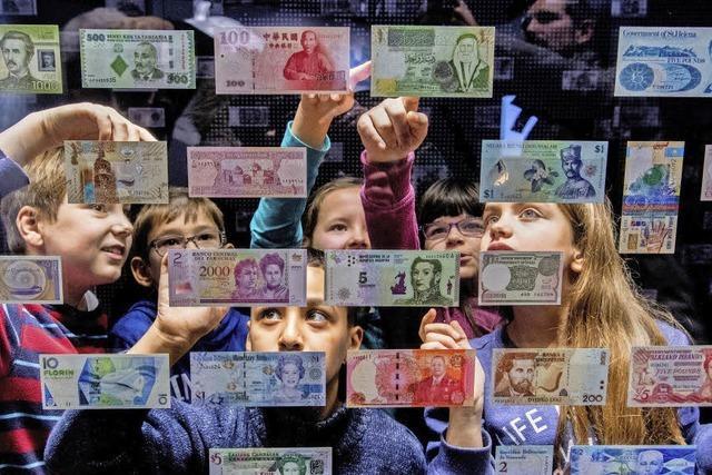 Bundesbank eröffnet Geldmuseum