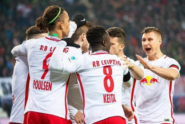 Ost-Duell: Leipzig empfängt erstmals Hertha BSC