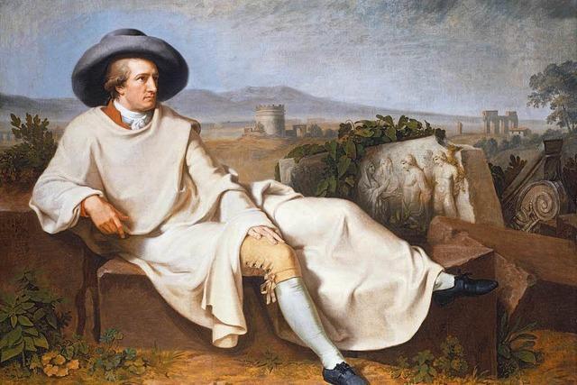 Autor begibt sich auf Goethes Italienische Reise