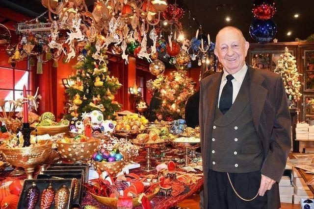 In einem Basler Laden ist 365 Tage im Jahr Weihnachten