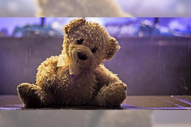Warum nicht nur Kinder an ihrem Teddy hängen