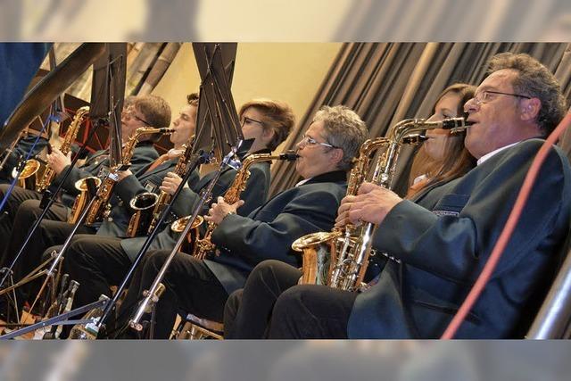 Stadtmusik mag's populär