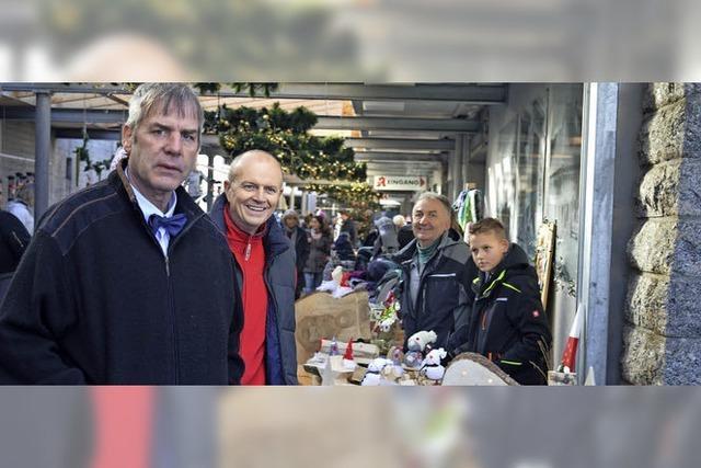 Weihnachtsmarkt in Rickenbach