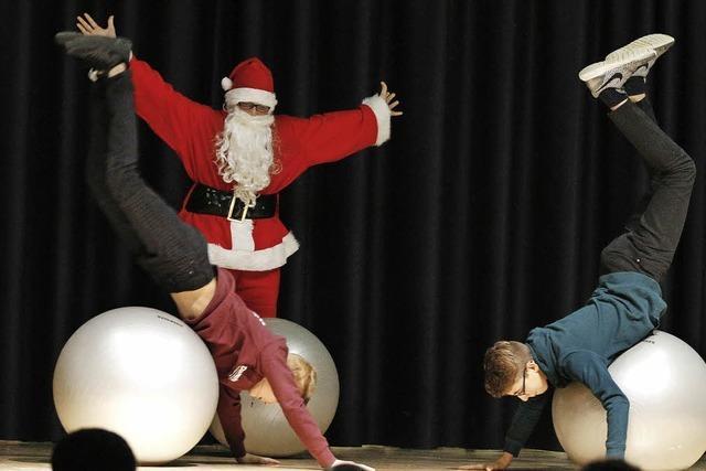 Sportliche Weihnachtsgeschichte