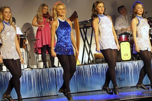 Ein Stück Irland auf der Bühne des Gloria-Theaters