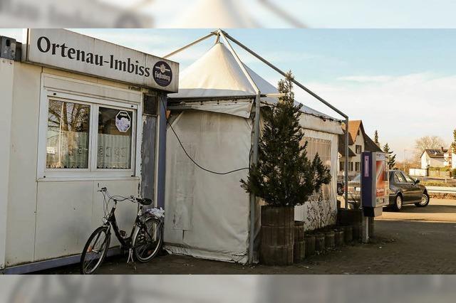 Der Altdorfer Ortenau-Imbiss ist bald Geschichte