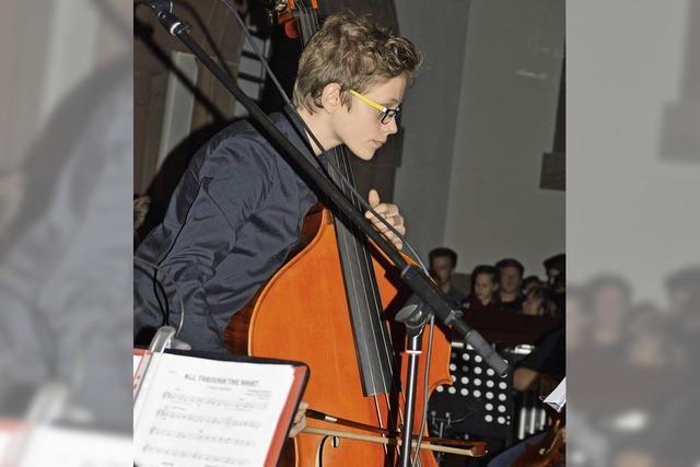Wo der kleine Trommler auf Vivaldis Jahreszeiten trifft