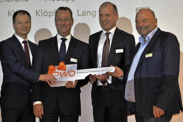 PWO bekennt sich zum Standort Oberkirch