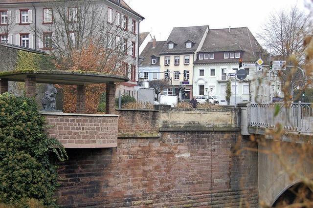 Pavillon am Zwingerpark soll für 13.000 Euro saniert werden