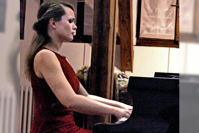 Eine seltene Kombination aus Bach und Liszt