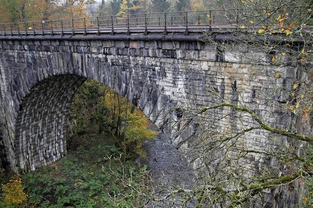 Bahn will eine neue Brücke