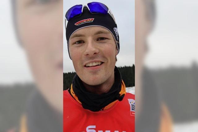 Tobias Simon gewinnt in Klingenthal