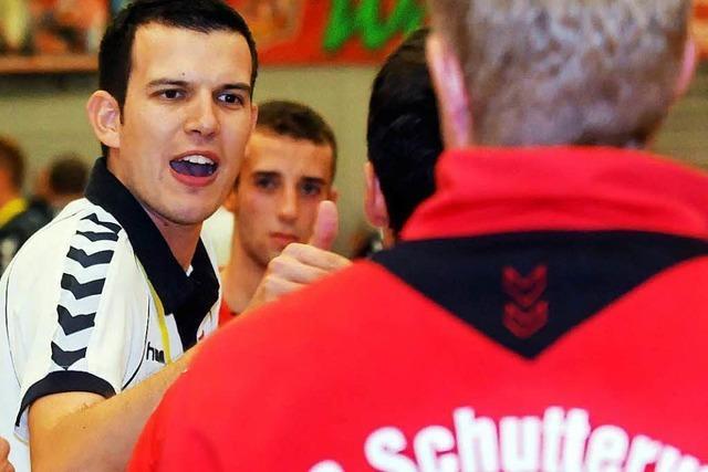 Simon Herrmann räumt seinen Platz am Saisonende