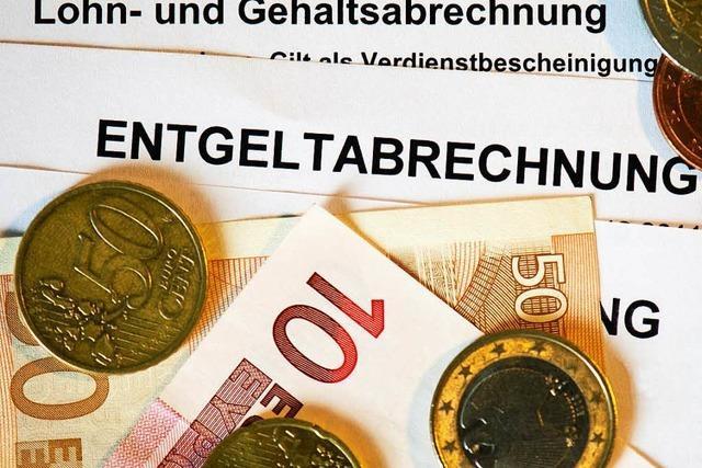 Ausländer verdienen viel weniger als Deutsche