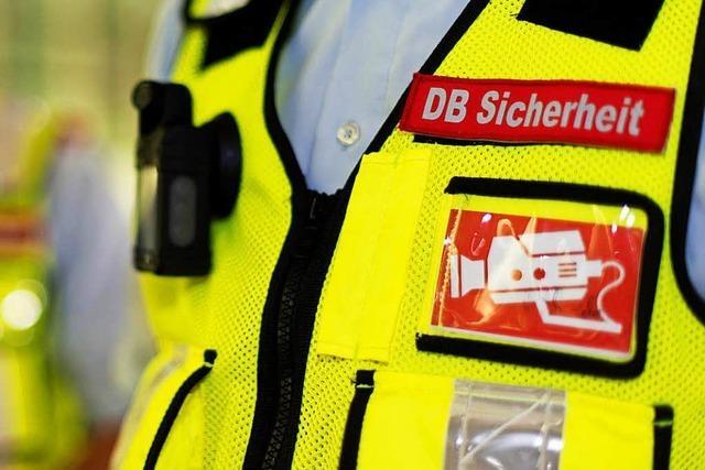 Sicherheitskräfte der Bahn sollen Körperkameras tragen