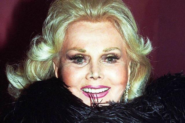Hollywood-Star Zsa Zsa Gabor mit 99 Jahren gestorben