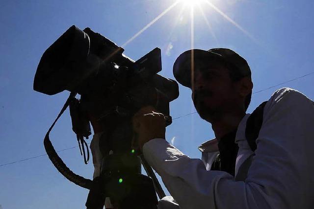 74 Journalisten wurden im Jahr 2016 getötet