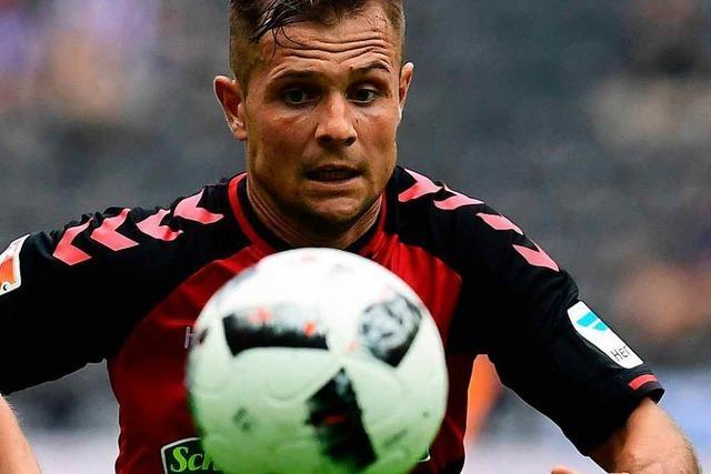 Sportclub verlängert Vertrag mit Amir Abrashi vorzeitig