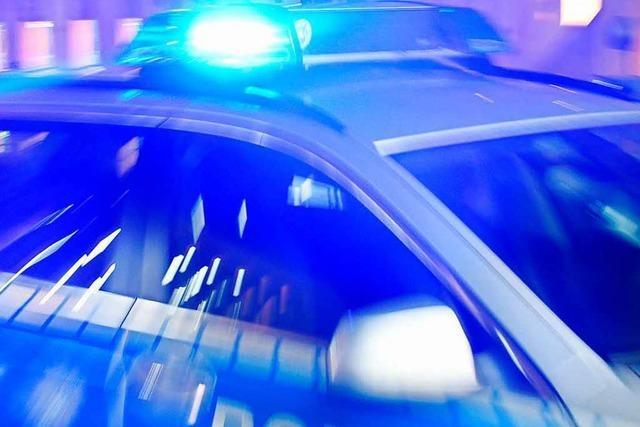Polizei nimmt nach Einbruch in Lörrach Verdächtige fest