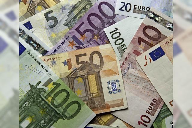 Stadt rechnet mit einem Überschuss von 560.000 Euro