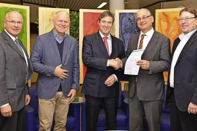 E-Werk fördert den Bürgerpreis