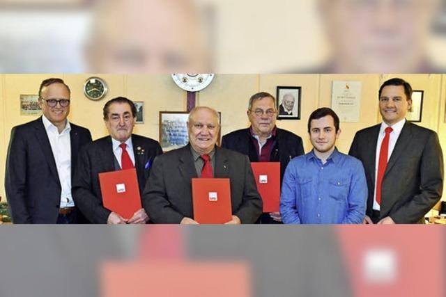SPD-Ortsverein mit neuem Vorstand
