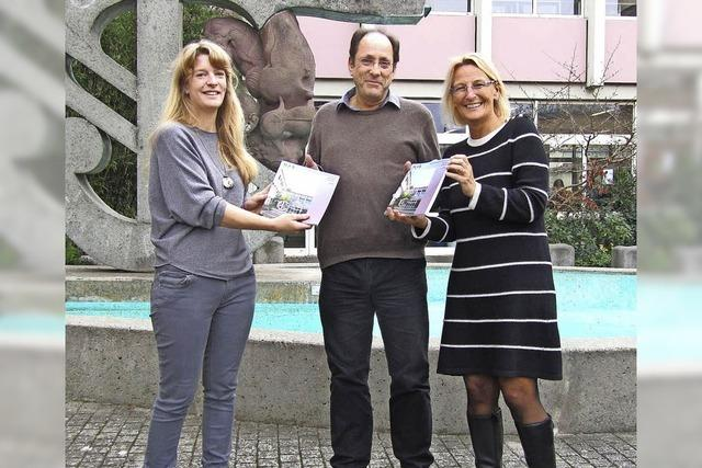 Martin-Schongauer-Gymnasium gibt erstmals 150 Seiten starkes Jahrbuch heraus